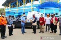 Bupati Barito Utara serahkan bantuan korban banjir HST Kalsel