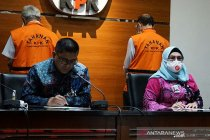 KPK turut sita empat mobil dan tanah kasus korupsi pengadaan CSRT