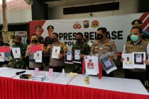 Polisi tangkap penyebar hoaks vaksinasi tewaskan Kasdim 0817 Gresik