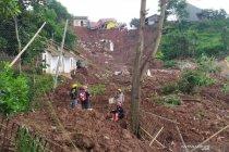 Polisi kumpulkan alat bukti izin perumahan longsor Sumedang