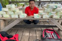 Polda Riau ungkap penyelundupan 20 Kg sabu-sabu dari Malaysia