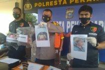 Polresta Pekanbaru ringkus empat pelaku penyiraman air keras