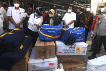 Mensos kucurkan Rp1,8 miliar bantu korban banjir-longsor di Manado
