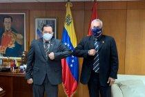 Menteri Venezuela dan Dubes RI bahas peningkatan kerja sama pariwisata