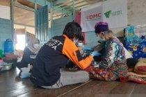 Dompet Dhuafa bantu layani kesehatan warga terdampak banjir Kalsel