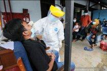 Pengungsi gempa Sulbar dan relawan diimbau terapkan 3M cegah COVID-19