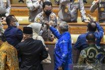 DPR tetapkan Listyo Sigit Prabowo sebagai Kapolri