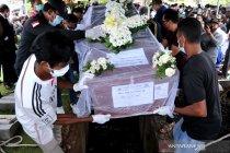 Hukum kemarin kasus korupsi Asabri hingga identifikasi korban pesawat