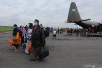 Pemulangan pengungsi gempa bumi Sulawesi Barat ke daerah asal