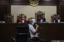 Sidang pemeriksaan saksi Desi Arryani