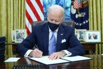 Biden tanda tangani 15 tindakan eksekutif terkait pandemi, iklim