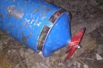 TNI AL evakuasi benda mirip rudal di Anambas