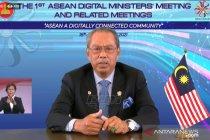 Pertemuan menteri luncurkan ASEAN Digital Masterplan 2025