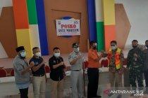 Posko Crisis Center Sriwijaya Air SJ 182 Bandara Supadio ditutup