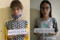 Polisi tangkap dua wanita edarkan sabu-sabu di Kendari