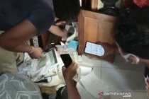 Polda NTB tangkap empat pengedar sabu-sabu di Ampenan