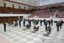Universitas Syiah Kuala Aceh lahirkan 26 insinyur profesional perdana