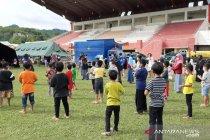 Upaya mengembalikan keceriaan anak penyintas gempa Mamuju