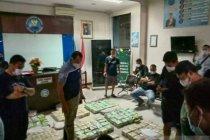 Kemarin, Penyelundupan 131 kg sabu hingga ribuan pelanggaran prokes