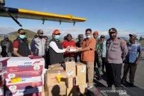 Kemensos salurkan bantuan korban banjir bandang di Papua