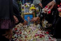 Pemakaman prajurit TNI yang gugur di Papua