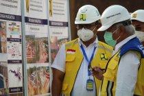 Kementerian PUPR: Bendungan Margatiga ditargetkan selesai akhir tahun