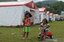 STC-Kemensos beri dukungan psikososial bagi penyintas gempa di Mamuju