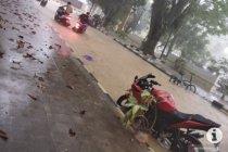 Akibat banjir, sejumlah saluran drainase di Barabai tersumbat