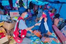PMI berhasil pertemukan kembali keluarga yang terpisah akibat gempa