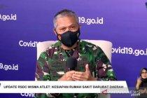 Hari kelima vaksinasi di RSD Wisma Atlet, 582 nakes telah divaksin