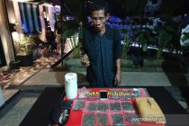 Polda NTB tangkap residivis kasus narkoba bawa ganja 1,5 kilogram