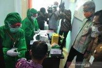 Gubernur Jateng minta kemampuan vaksinasi di Puskesmas-RS ditingkatkan