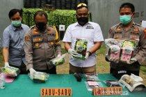 Polisi Surabaya gagalkan peredaran sabu seberat 8,3 kilogram