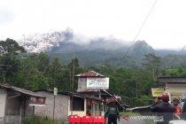 BPPTKG: 22 kali awan panas guguran meluncur dari Gunung Merapi