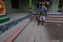 Ganjar pastikan warga area bahaya Merapi sudah mengungsi