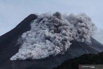 BPBD: Stok masker dan armada evakuasi lereng barat Merapi mencukupi