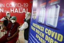 Ketika ulama Aceh tak ragukan kehalalan vaksin COVID-19