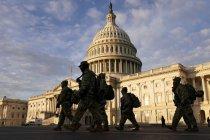 Para senator dua kubu susun bersama proposal infrastruktur AS
