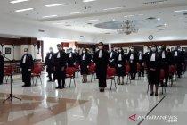 Otto Hasibuan lantik 300 advokat sebagai anggota Peradi