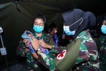 Rumah Sakit Lapangan TNI-AD lakukan SC pada warga korban gempa