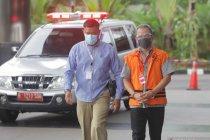 KPK limpahkan berkas eks pejabat Kemenag Undang Sumantri ke pengadilan