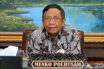 Mahfud MD sudah prediksi Indeks Persepsi Korupsi Indonesia turun