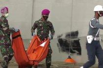 32 jenazah korban Sriwijaya Air sudah diterima keluarga