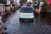 Bantuan logistik untuk korban banjir Kalsel berdatangan