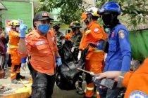 Korban meninggal gempa Sulbar 81 orang