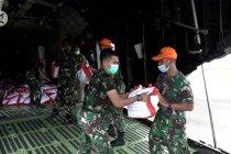 1800 Bantuan Presiden didistribusikan ke Kalsel dan Sulbar