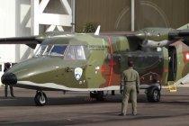 PT Dirgantara Indonesia lepas Ferry Flight NC-212i untuk TNI AU