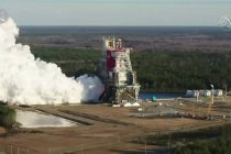 NASA menguji mesin roket untuk penerbangan ke Bulan