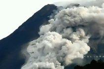 Gunung Merapi luncurkan 36 kali awan panas