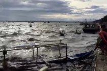 Cuaca ekstrem, Basarnas Kendari minta warga di perairan waspada
